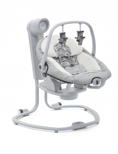 leżaczek serina 2w1 dla dzieci joie baby