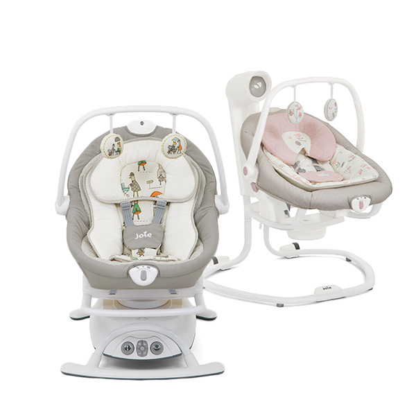 leżaczki dla dzieci joie baby