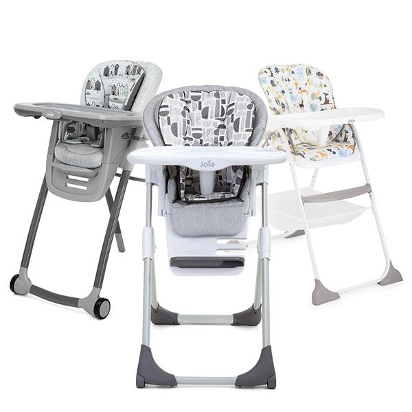 Krzesełka do karmienia dla dzieci