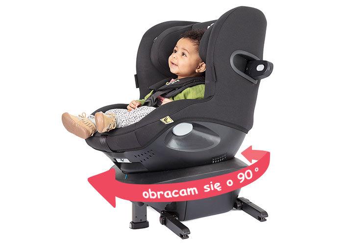 fotelik samochodowy spin safe joie baby