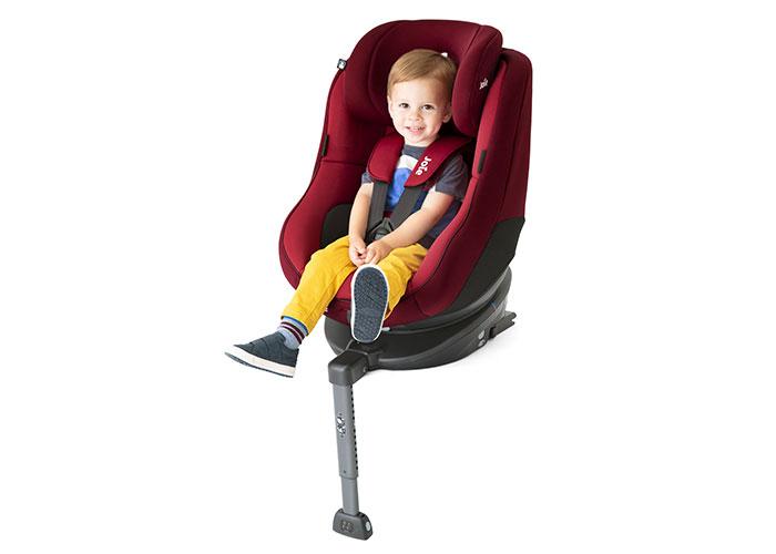fotelik samochodowy spin 360 joie baby