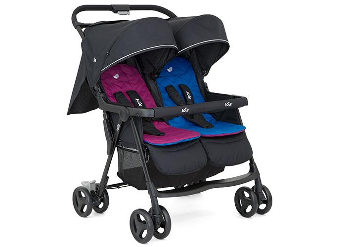 wózek dziecięcy aire twin joie baby